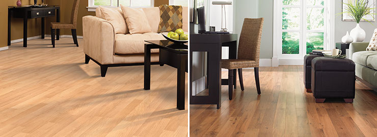 Mohawk laminate living room home office family room